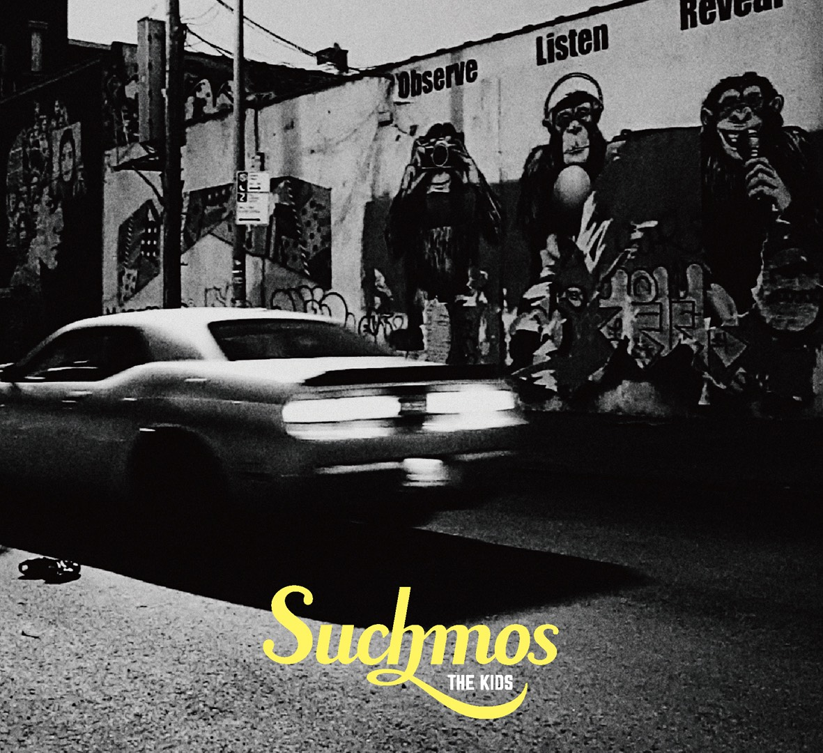 Suchmos『THE KIDS』