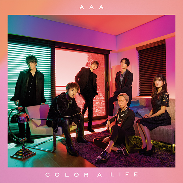 AAA 『COLOR A LIFE』 / AVCD-93947