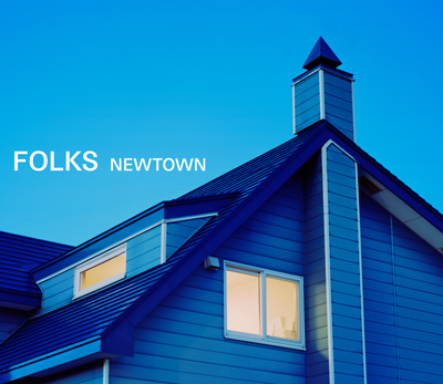 北海道ブロック賞 「NEWTOWN」 FOLKS / KSCL-2354