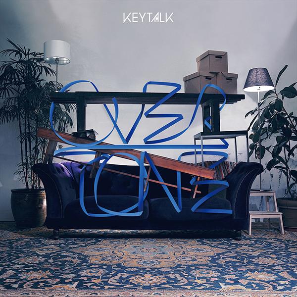 「OVERTONE」 KEYTALK / VICL-64168