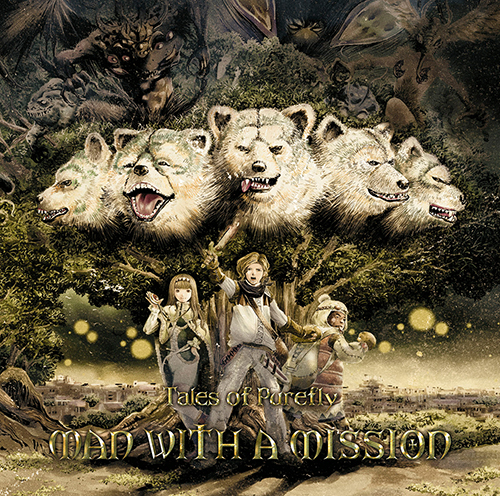 「Tales of Purefly」MAN WITH A MISSION / SRCL-8486