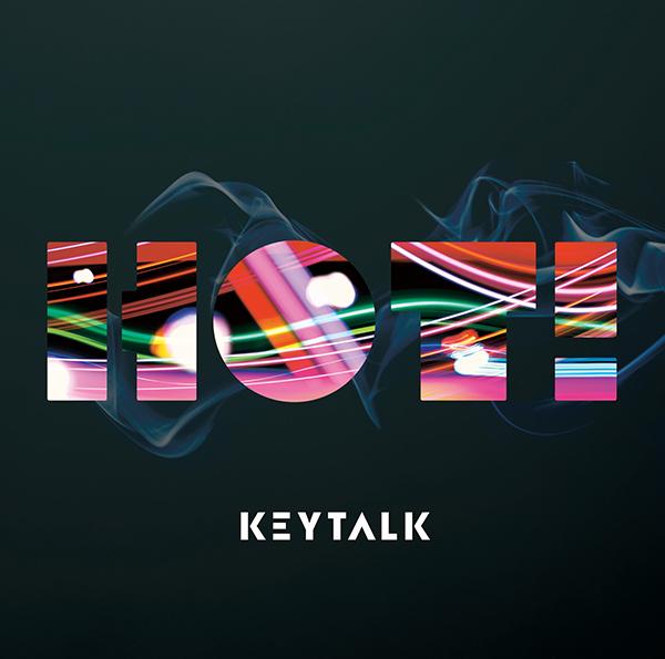 「HOT!」 KEYTALK / VICL-64355