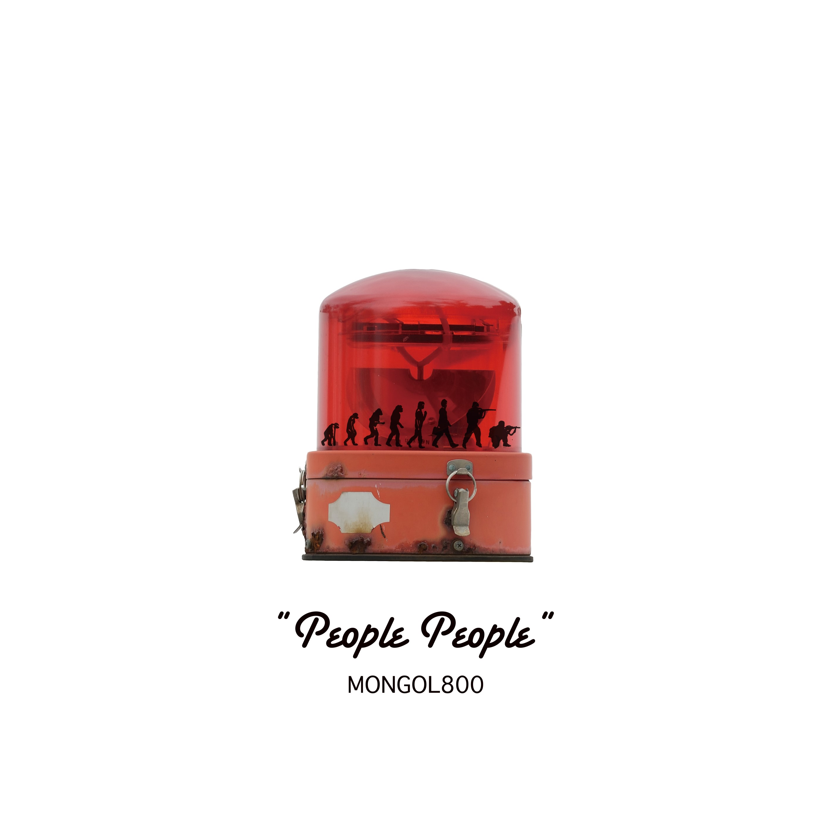 「People People」MONGOL800 (HICC-4001)20158/19