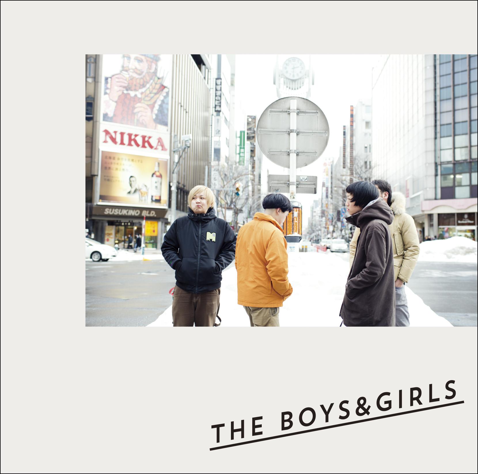 「バックグラウンドミュージック」THE BOYS&GIRLS (VICL-64189)2015/4/22