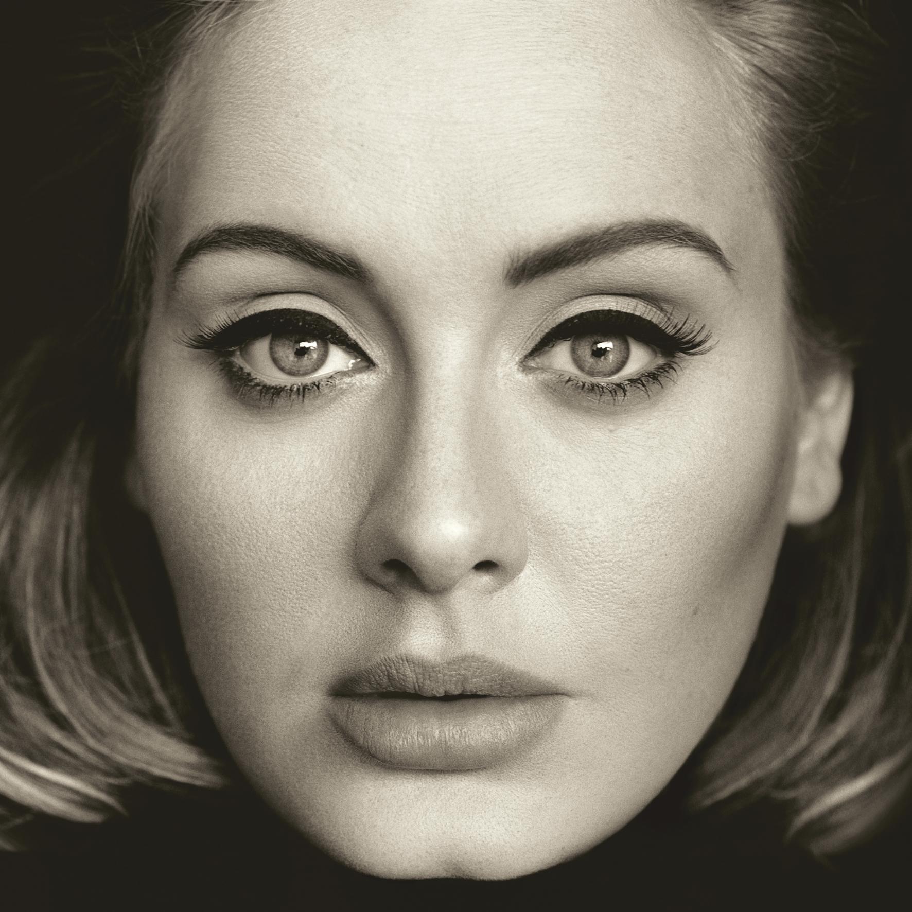 「25」Adele(BGJ-5252) 2015/11/20