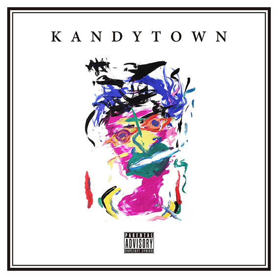『KANDYTOWN』 KANDYTOWN / WPCL-12469 (2016/11/2)