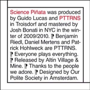PTTRNS Science Piñata