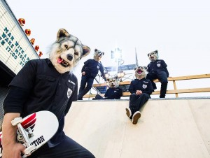 MAN WITH A MISSION A写