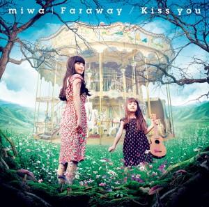 Faraway・Kiss you_通常盤