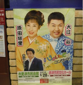 5-enka live poster