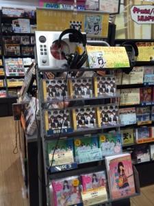 CDショップ大賞つくば取材10