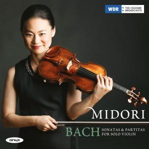 五嶋みどり『J.S.バッハ 無伴奏ヴァイオリンのためのソナタとパルティータ』
