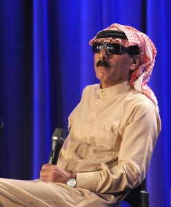 A Conversation With Omar Souleyman And Henry Rollins