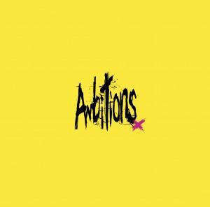 ONE OK ROCK『Ambitions』ジャケ写