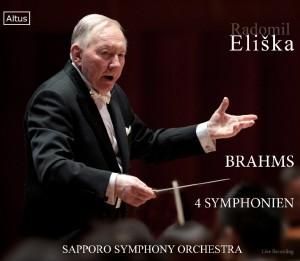 エリシュカ&札幌交響楽団:ブラームス:交響曲第1番、他(ALT374)
